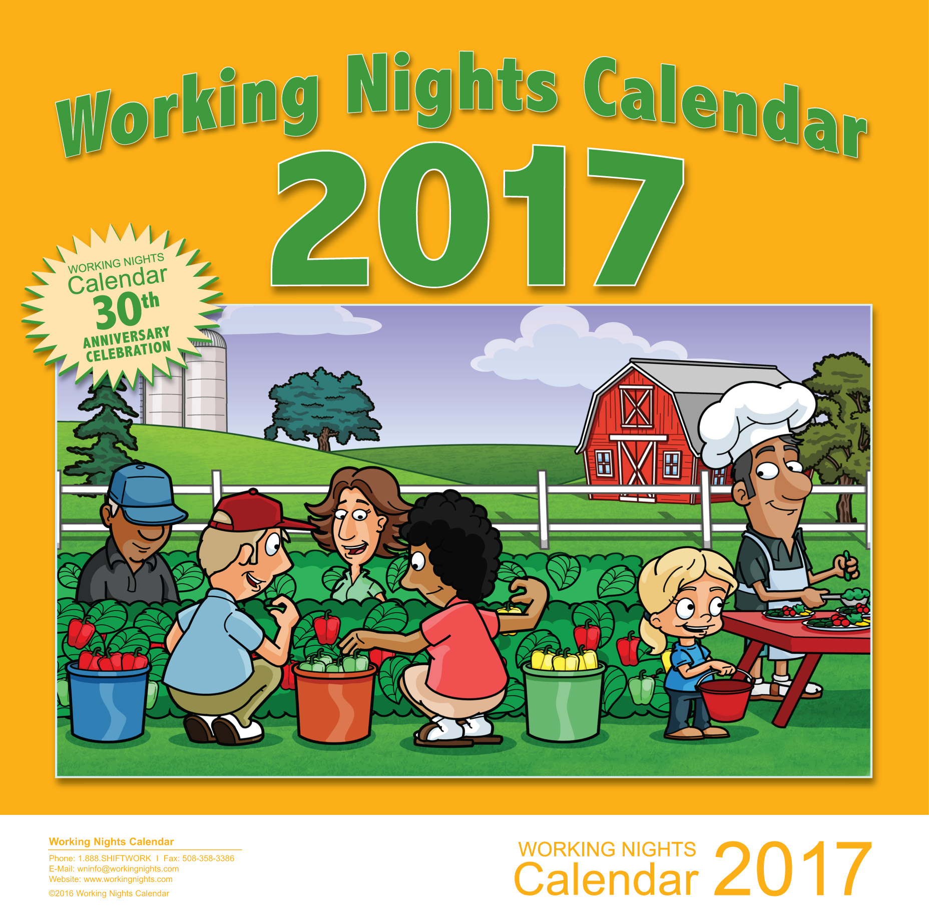 Calendar Store